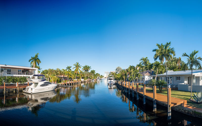 Fort Lauderdale Canal.